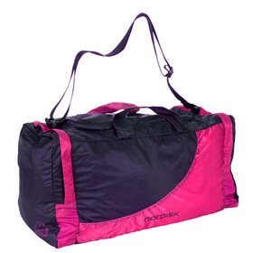 Nordisk Billund Duffle Bag 45l new pink/black